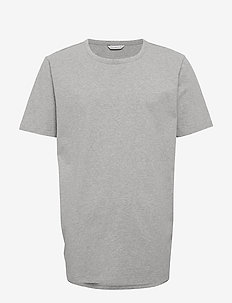 Live T-Shirt - basic t-shirts - light grey melange