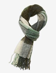 Fresia Check AW18 - scarves - cuda