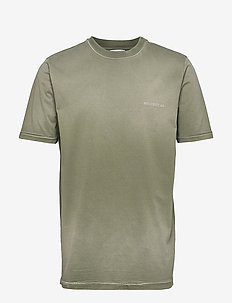 Live Faded Tee - GREEN
