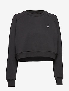 Croppy Sweat - BLACK