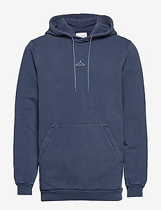 Hanger Hoodie Sweat - NAVY WASHED