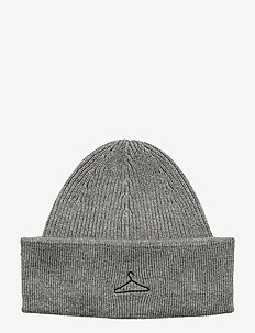 Margay Beanie - DARK GREY