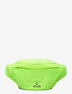 Hype Willow Fanny Pack - magväskor - neon yellow