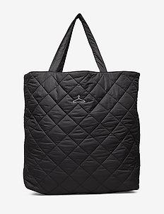 Hanger tote Bag  - BLACK