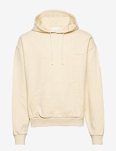 HZW - basic sweatshirts - ecru