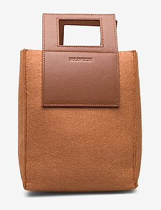 Carry Small Bag - CAMEL
