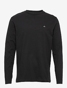 Hanger LS - basic sweatshirts - black