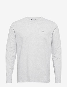 Hanger LS - basic sweatshirts - light grey