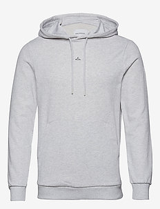 Hanger Hoodie - basic sweatshirts - light grey