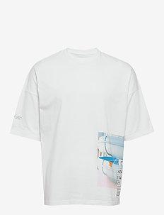 Toyenbadet t-shirt - WHITE
