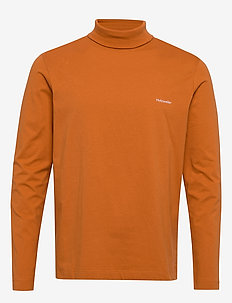 Lassa LS - basic t-shirts - orange