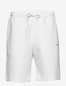 Falk shorts - casual shorts - ecru