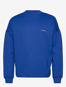 Flea crew sweat - BLUE