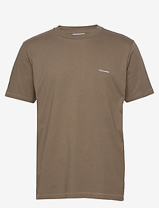 Live tee - basic t-shirts - taupe
