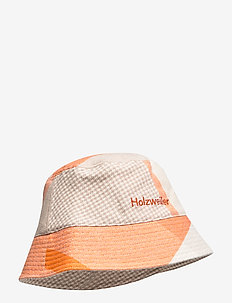 Pafe Buckethat Check - ORANGE CHECK