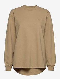Luring Sweat - sweatshirts - beige