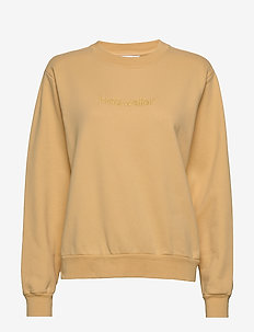 Holzweiler Crew Sweat - truien - yellow