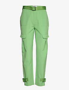 Skunk Trouser - spodnie na co dzień - light green