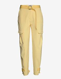 Skunk Trouser - casual broeken - light yellow