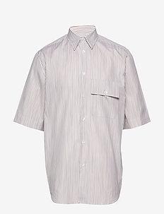 Blyg Shirt - YELLOW STRIPE