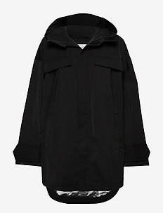 Kiellands Jacket - parka coats - black