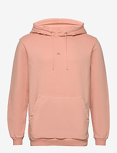 Hanger Hoodie Vintage - podstawowe bluzy - washed pink