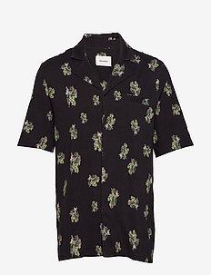 Kai Print Shirt - krótki rękaw - black