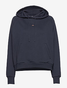 Hang On - hoodies - navy