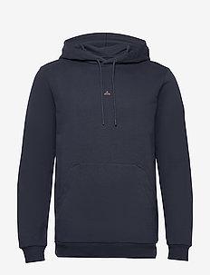 Hanger Hoodie - podstawowe bluzy - navy
