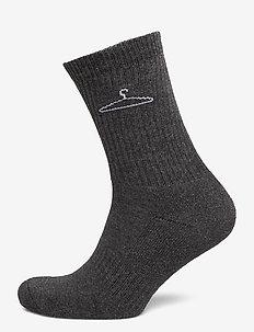 Hanger Sock - chaussettes régulières - dark grey