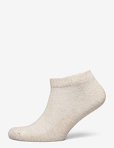 Hanger Short Sock - ankelsokker - sand