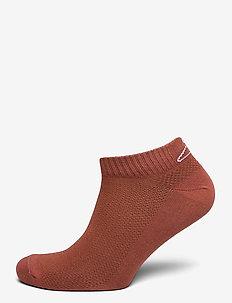 Hanger Short Sock - skarpety za kostkę - terracotta