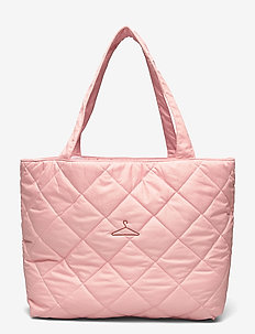 Hanger Tote Small - fashion shoppers - washed pink