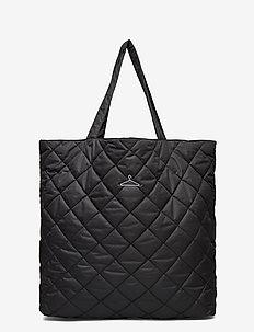Hanger tote Big - fashion shoppers - black