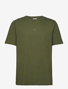 Hanger Tee - basis-t-skjorter - green