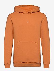 Hanger Hoodie - basic sweatshirts - orange