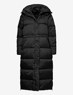 Skogshorn Down Jacket 20-04 - dunkåper - black
