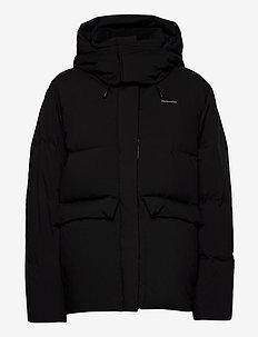 Besseggen Down Jacket 20-04 - doudounes - black
