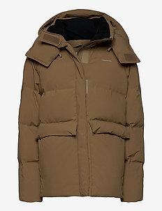 Besseggen Down Jacket 20-04 - gewatteerde jassen - light brown