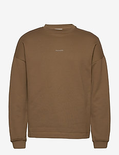 Flea Sweat - basic sweatshirts - light brown