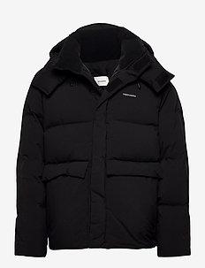 Dovre Down Jacket - padded jackets - black
