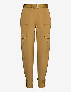 Skunk Trouser 20-04 - casual housut - olive