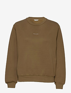 Holzweiler Sweat 20-04 - sweatshirts - light brown