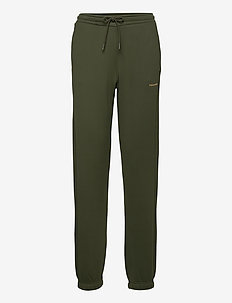 Gabby Sweat Trouser 20-04 - sweatpants - dark green