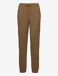 Gabby Sweat Trouser 20-04 - spodnie dresowe - light brown