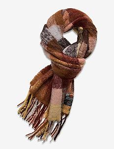 Ibisco Check 20-04 - scarves - couscous