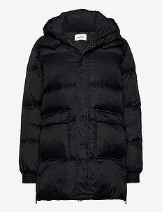 Sol Down Jacket 20-04 - wyściełane kurtki - black