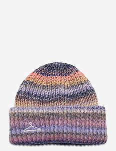 Hypnotized Multi Beanie - bonnets - lilac mix