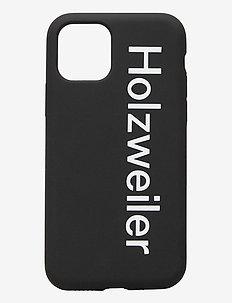iPhone Cover - handy accessoires - black holzweiler