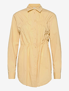 Svar Shirt - langermede skjorter - lt. yellow